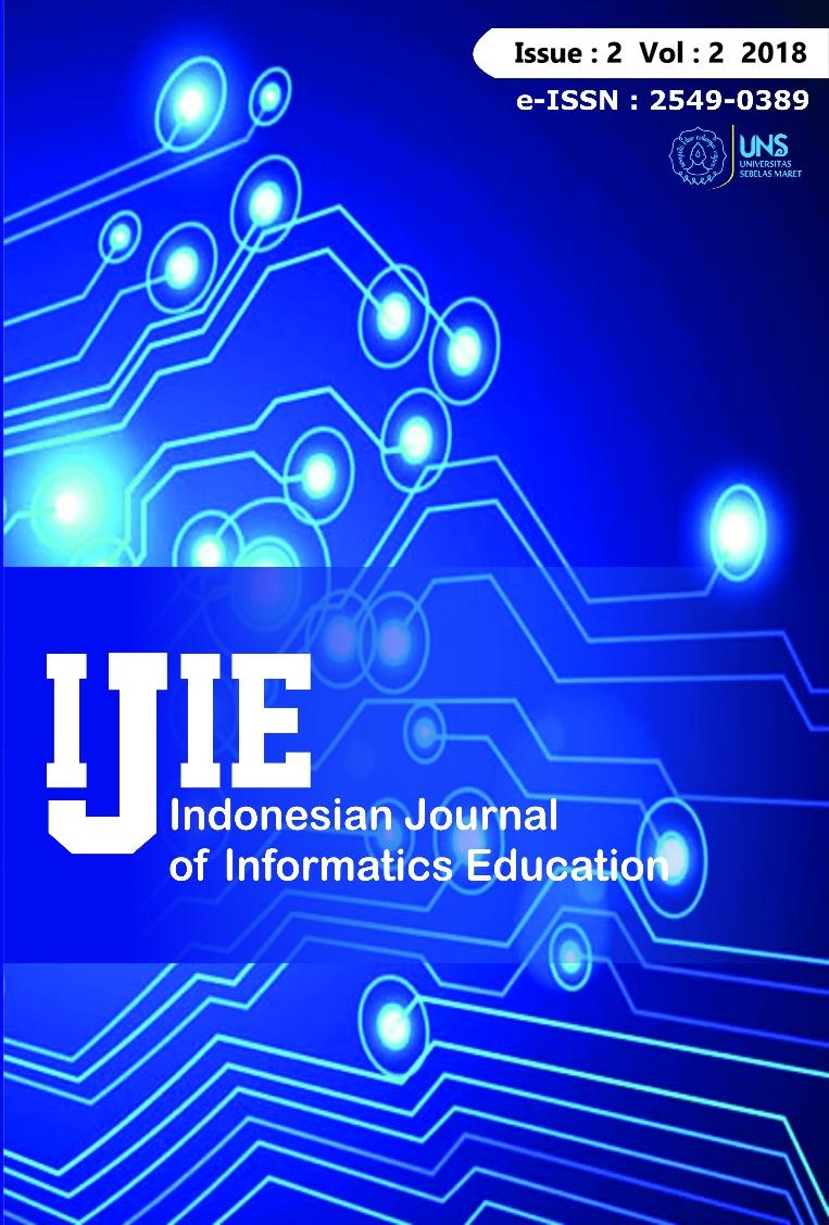 IJIE - Vol 2 No 2
