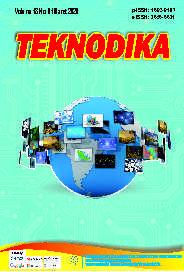 Teknodika menerbitkan kajian, analisis, dan penelitian tentang perancangan, pengembangan, pengelolaan, pemanfaatan, evaluasi dalam bidang Teknologi Pendidikan yang berkaitan dengan peningkatan kinerja dan memfasilitasi belajar di lembaga pendidikan formal