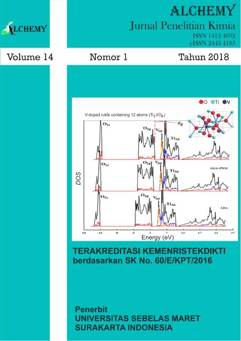 Vol 14 No. 1 Tahun 2018