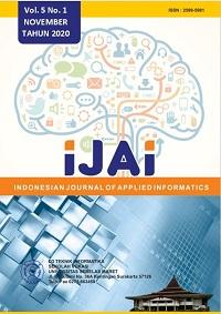 IJAI Vol 5 No 1 Tahun 2020